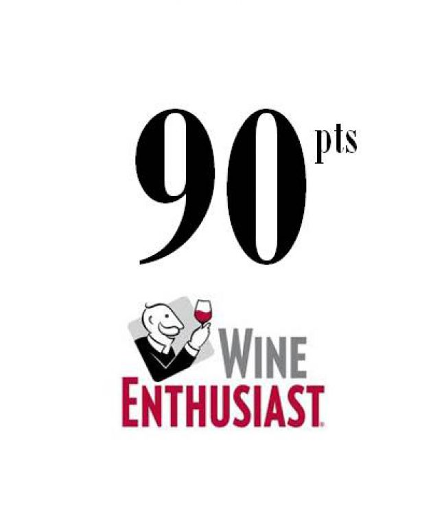 Image result for wine enthusiast 90 points